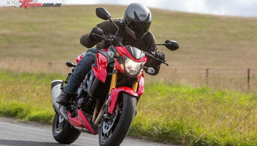 Review: All-New 2017 Suzuki GSX-S750
