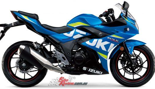 Suzuki launch new GSX250R – One to be won!