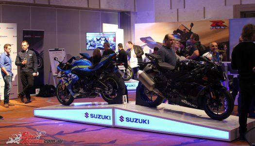 Suzuki Road Show hits Sydney with latest models