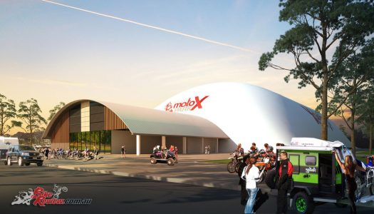 Sydney Indoor MotoX Park Lodges Development Plans