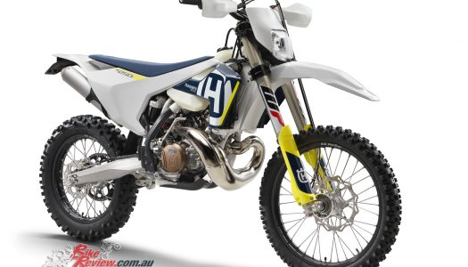Husqvarna officially unveil 2018 Enduro Range