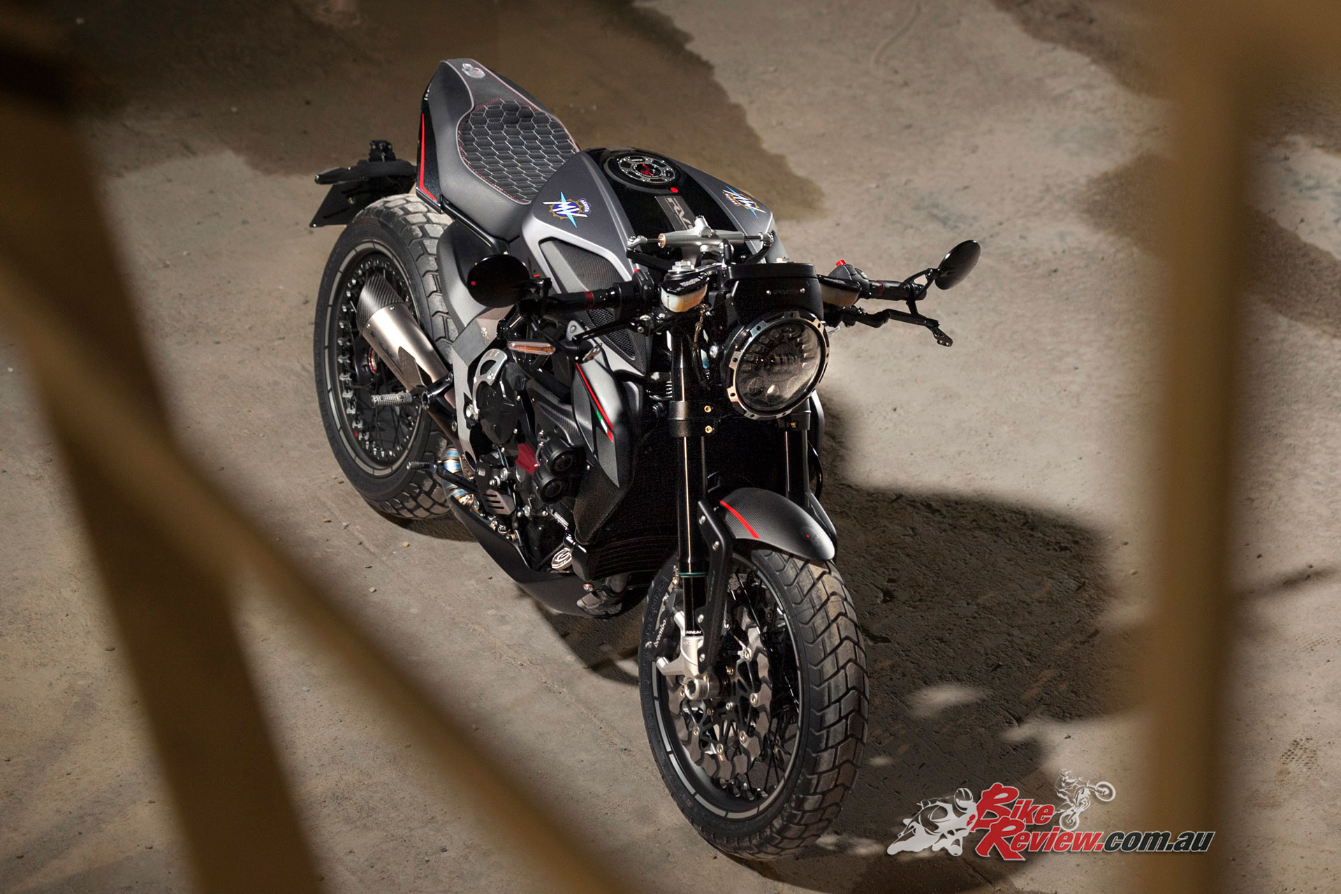 Harley Davidson Cruiser >> MV Agusta reveals their new Dragster based RVS#1 - Bike Review