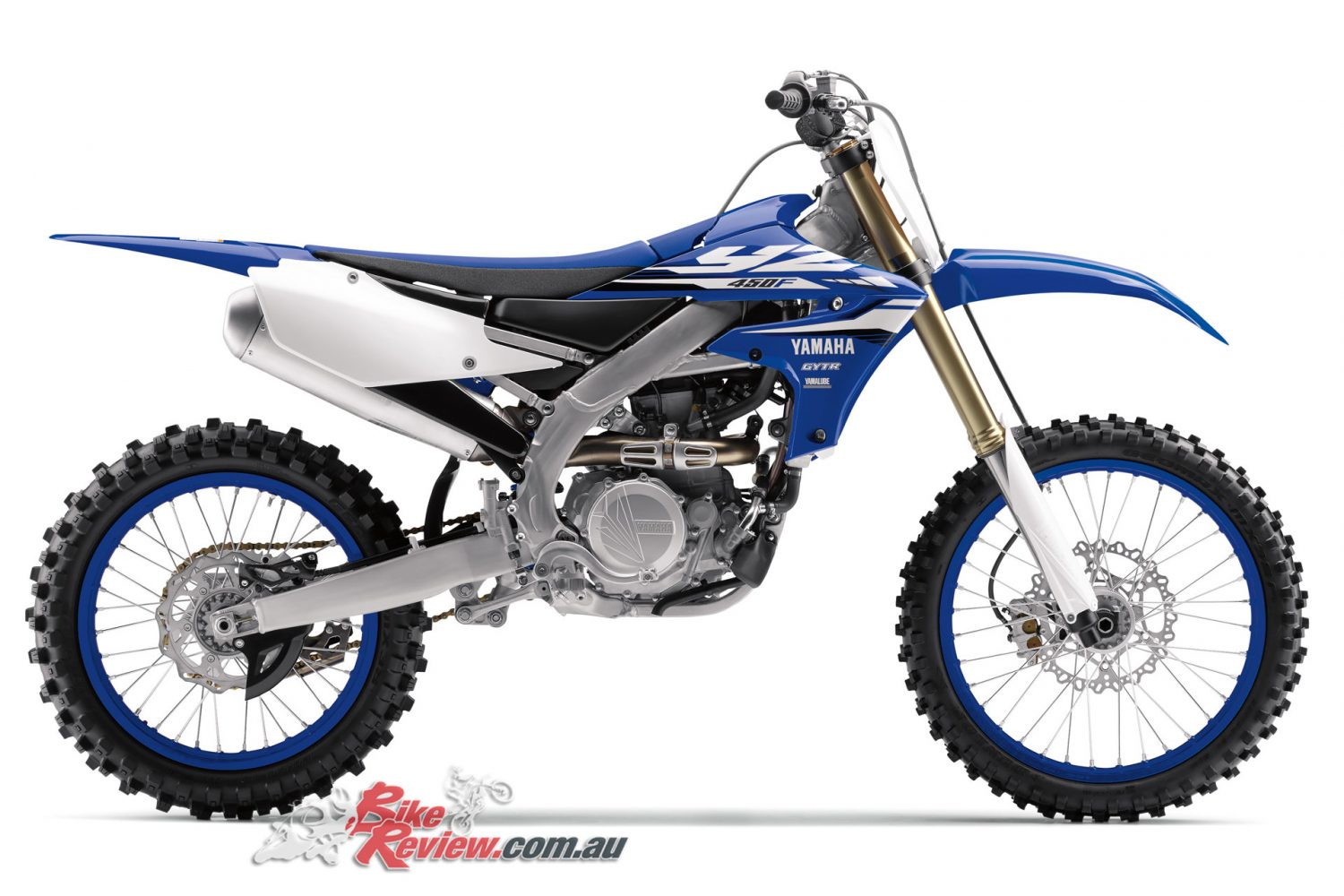 Yamaha 39 s all new yz450f arrives bike review for Yamaha yz 450f