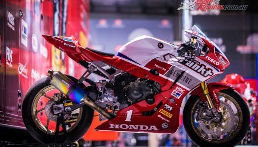 Honda CBR1000RR SP2 To Debut At Darwin ASBK