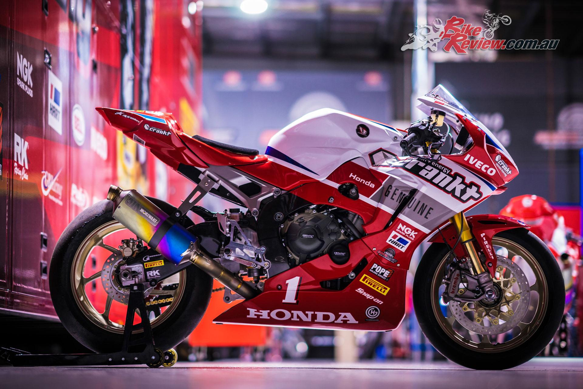 Honda Off Road >> Honda CBR1000RR SP2 To Debut At Darwin ASBK - Bike Review