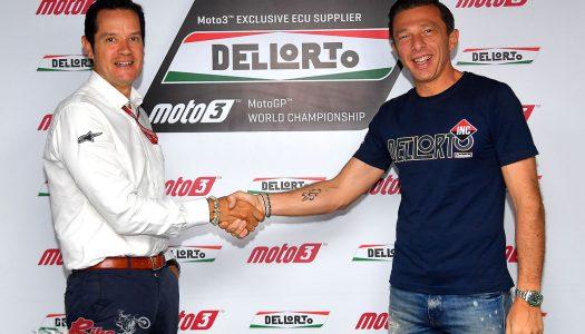 Dell'Orto Spa to supply Moto3 ECUs until 2020