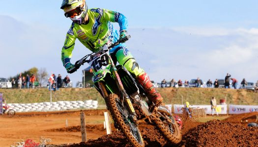 Kawasaki Racing Team consistent at Murray Bridge
