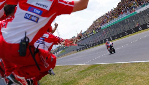 Ducati Ready To Bounce Back at Czech GP!
