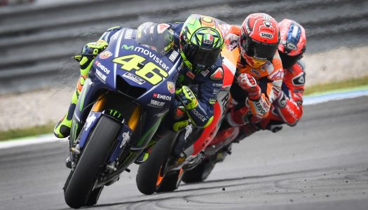 Valentino Rossi takes the win in Assen – Petrucci 2nd