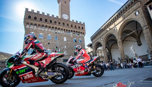 MotoGP fires up for the Italian GP
