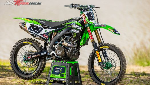 Kawasaki Racing Team ready for Nowra MX Nats