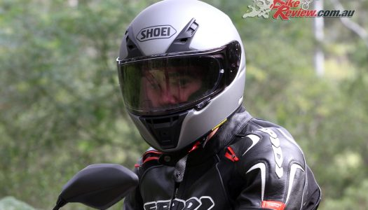 Product Review: Shoei RYD Helmet