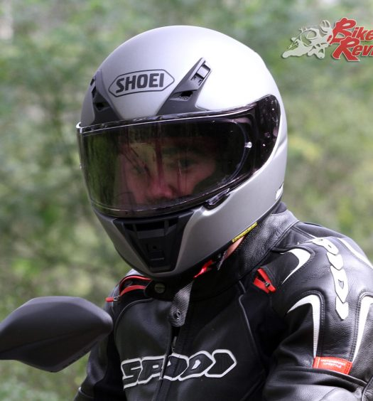 Shoei RYD Helmet with Adaptive Transition Shield