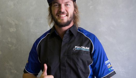 Toby Price new ambassador for Fulcrum Suspensions