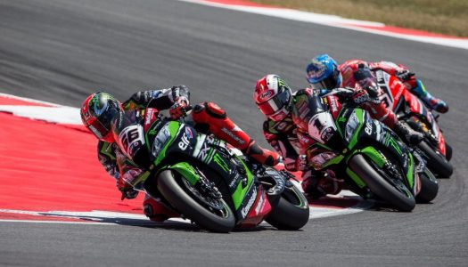 Sykes and Melandri take Misano victories – Crash for Davies in race one