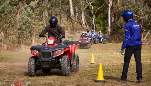 Yamaha announces improved ATV and SSV training