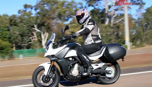 Review: 2017 CFMoto 650MT