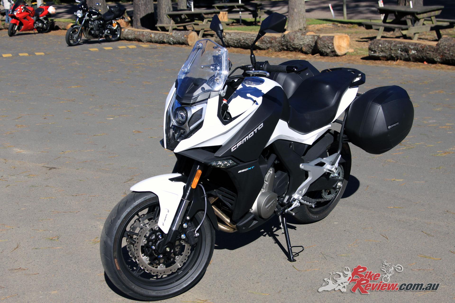 Review: 2017 CFMoto 650MT - Bike Review