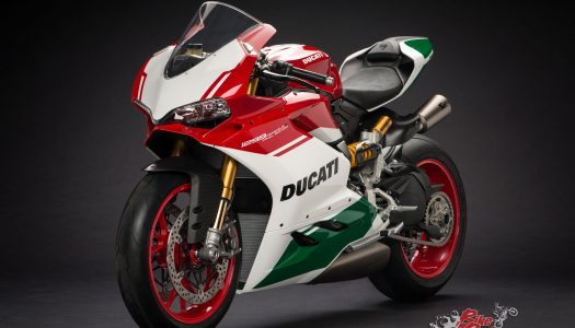 Ducati 1299 Panigale R Final Edition revealed!