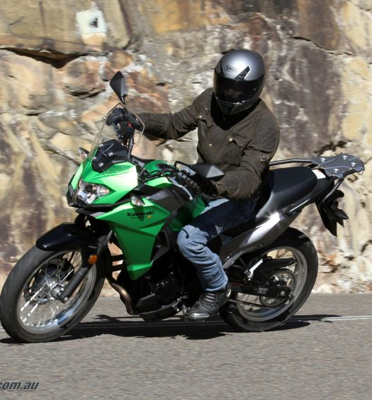 2017 Kawasaki Versys-X 300 - LAMS Bike Review