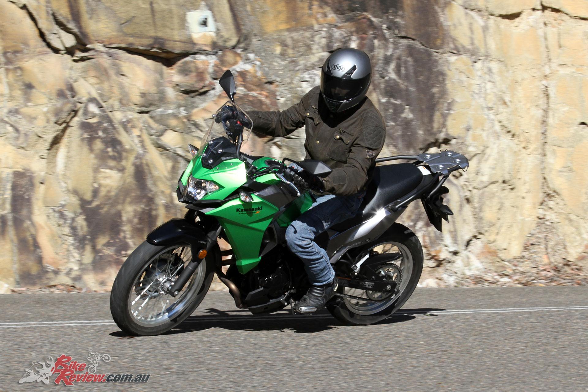 Kawasaki Versys Lams Review