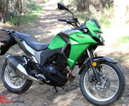 2017 Kawasaki Versys-X 300 - LAMS Bike Review