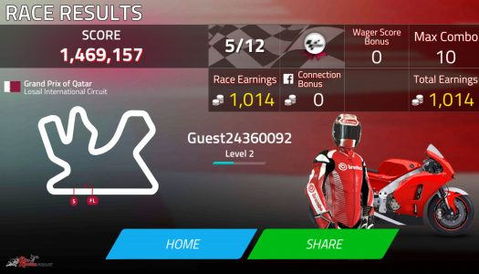 Product Review: MotoGP Championship Quest