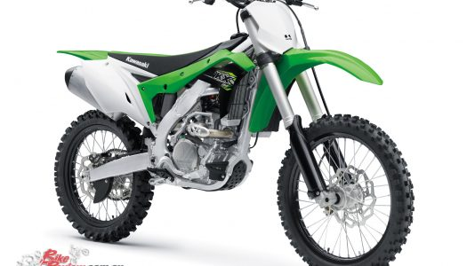 Kawasaki's 2018 KX250F is now available in Australia