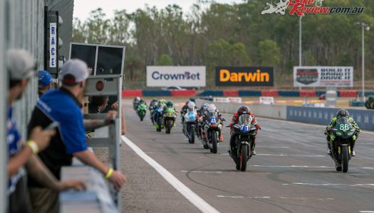 2017 Australian Supersport 300 field full of promise