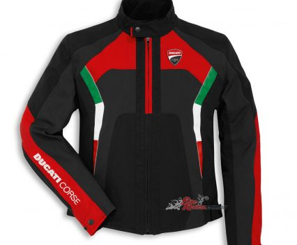 2017 Ducati Supersport accessories