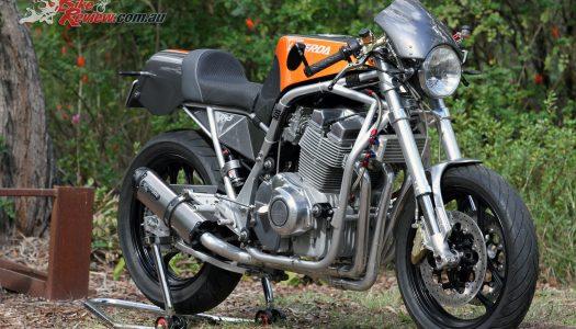 Custom Classic: Laverda Motodd triple