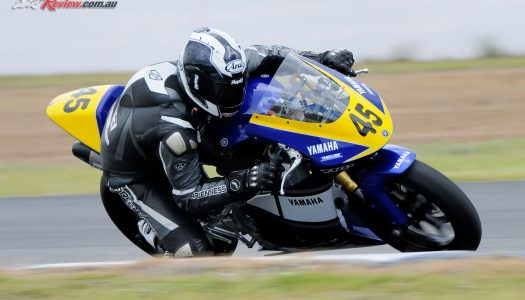 Racer Test: YZ450F based Yamaha YZ450GP racer