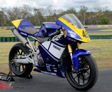 Custom Yamaha YZ450GP