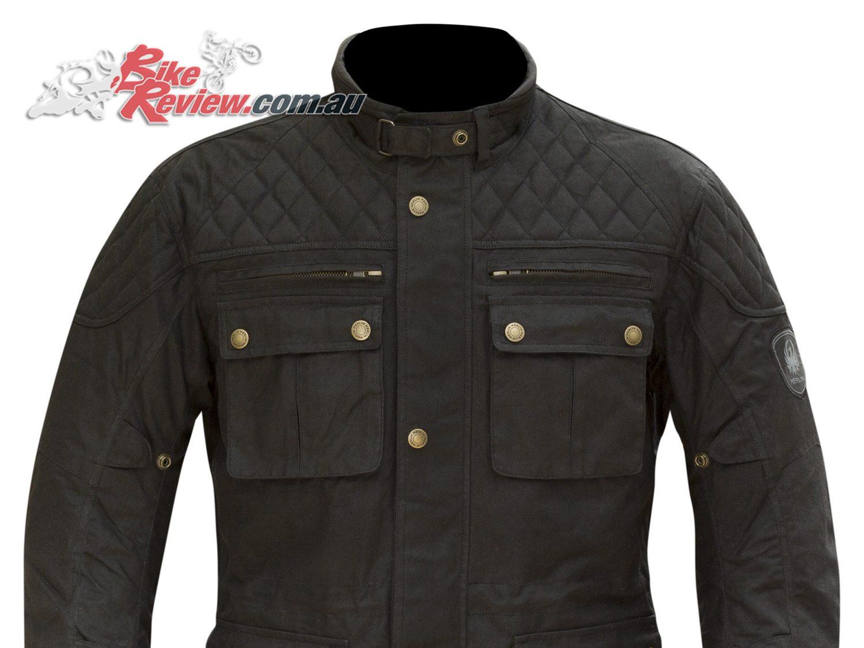 Merlin Yoxall Waxed Cotton Jacket