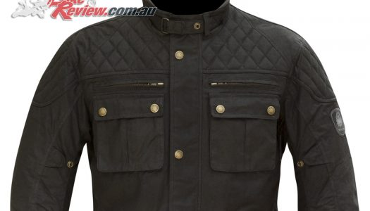 New Product: Merlin Yoxall Waxed Cotton Jacket