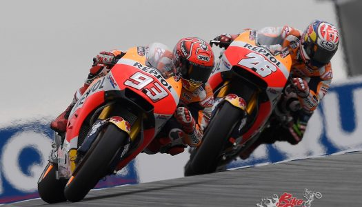 Five riders, nine races, one champ – MotoGP Act 2 begins