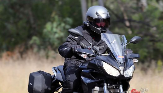 Product Review: Shoei RYD Helmet Update