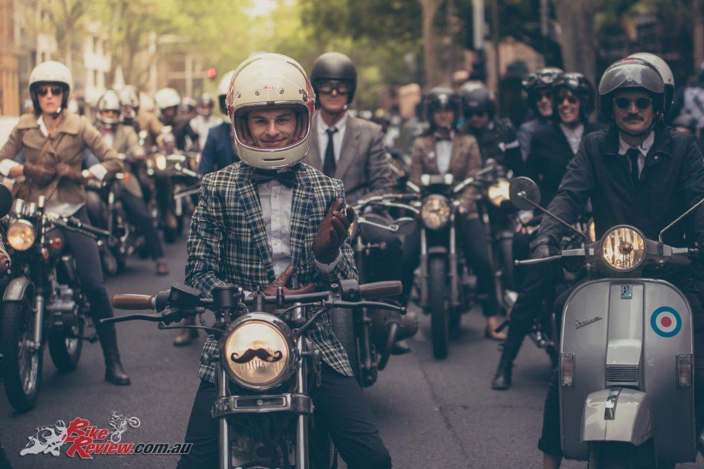 2017 Distinguished Gentleman's Ride