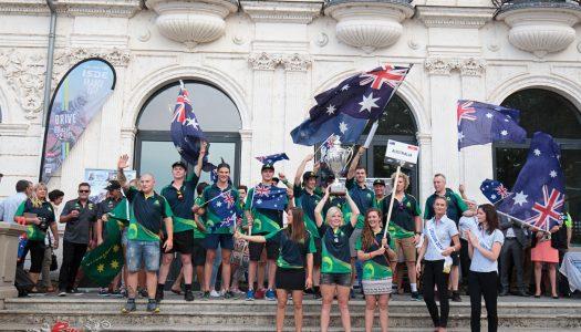 Team Australia Ready To Race ISDE