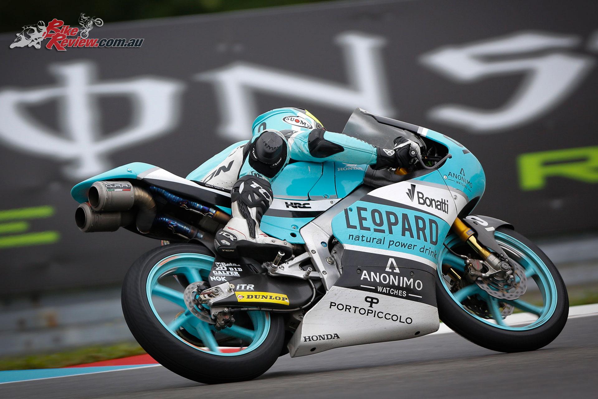 Marquez blitzes flag-to-flag at Brno MotoGP - Bike Review