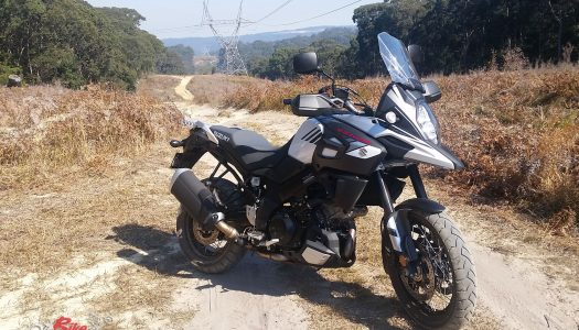 Staff Bike: John's Suzuki V-Strom 1000 Update