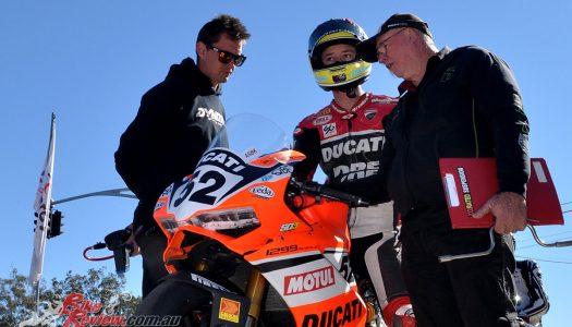 Corey Turner joins Desmo Ducati ASBK Team