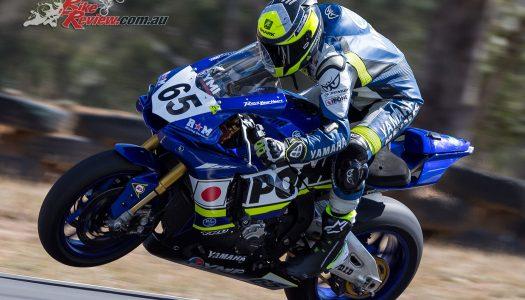 Yamaha Dominates Morgan Park with Maxwell and Halliday