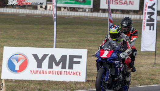 Win a Pillion Ride with Steve Martin or Troy Bayliss at ASBK