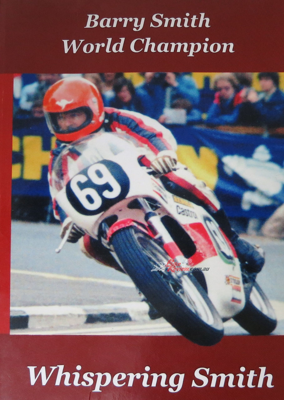 Bike Review Barry Smith Whispering Smith Book Grand Prix TT20170823_2050