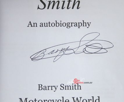Bike Review Barry Smith Whispering Smith Book Grand Prix TT20170823_2051