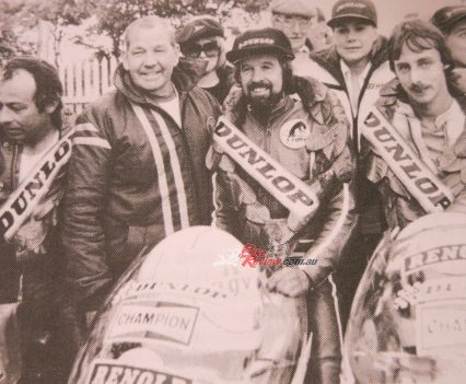Bike Review Barry Smith Whispering Smith Book Grand Prix TT20170823_2077