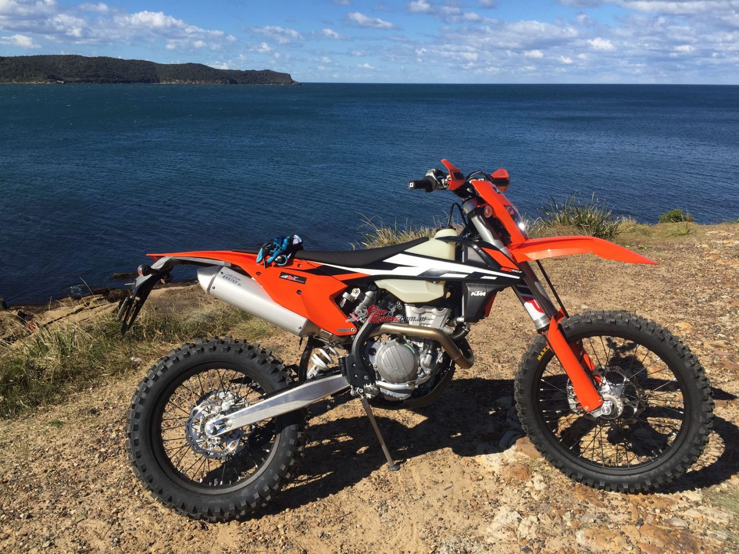 The Bike Review long term KTM 350 EXCF