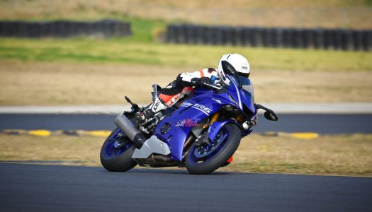 Review: 2017 Yamaha YZF-R6, Track Test
