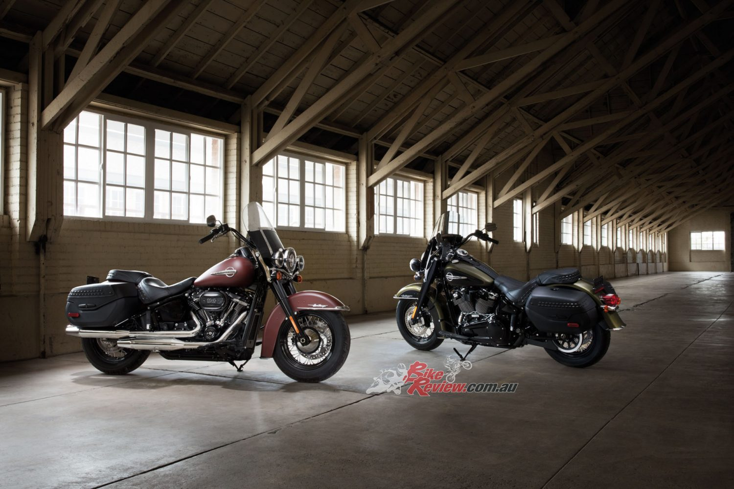 Eight All-New 2018 Harley-Davidson Softail Models ...